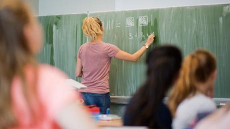 In Bayern studierten zuletzt mehr als 32.300 junge Menschen Lehramt.