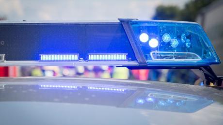 In Margertshausen war ein Autofahrer mit 1,46 Promille Alkohol im Blut unterwegs.
