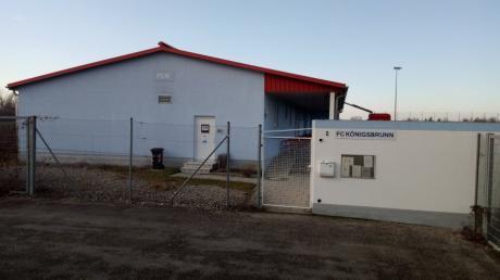 Bis vor Kurzem konnte jeder kostenpflichtig  einen Corona-Schnelltest im Vereinsheim des FC Königsbrunn machen. Doch die Bobinger Firma MSP bodmann hat den Betrieb vorerst eingestellt.