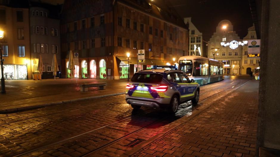 In Augsburg wurden 2020 deutlich weniger Verbrechen verzeichnet. Allerdings gibt es in der Kriminalstatistik einige Ausreißer bei den Zahlen.
