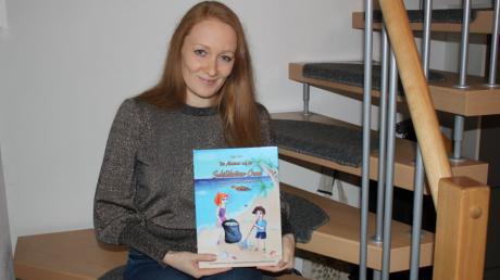 Mit ihrem ersten Bilderbuch möchte die im Meitinger Ortsteil Herbertshofen wohnende Künst-lerin und Autorin Olga Noll Kinder zum Schutz der Umwelt anregen.