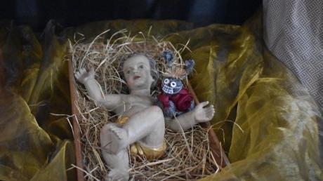 Auch die Schnecke Sophia macht sich auf den Weg nach Bethlehem, um das Jesuskind zu sehen.
