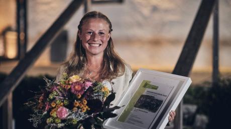 Die Gesamtsiegerin der 12. Staffel der Landfrauenküche ist Lena Zimmermann aus Gablingen.