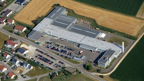 Die Firma Reflexa in Rettenbach hat im Jahr 2020 ihren Umsatz um zehn Prozent gesteigert.