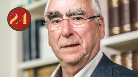 Theo Waigel, 81, war CSU-Chef und Bundesfinanzminister. Seine Kraft schöpft er aus dem Glauben.