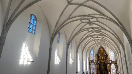 Wie gut kennst du dich in einer Kirche aus? Das kannst du bei der Capito-Kirchenschnitzeljagd testen. Findest du alle Dinge? Und weißt du auch, was für ein Gewölbe das hier ist?