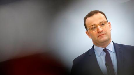 Bundesgesundheitsminister Jens Spahn steht gerade massiv in der Kritik.