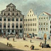 Metzg und Metzgplatz