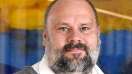Thomas Both ist der Gründungsvorsitzende des Fördervereins der BRK-Bereitschaft Pöttmes.