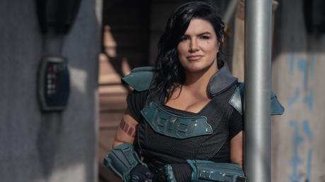"""In der Serie """"Rangers of the New Republic"""" sollte Cara Dune (Gina Carano) eine Rolle spielen - ihre Entlassung könnte das Aus für das Projekt sein."""