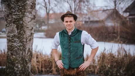 Johannes Kautzok aus Pürgen legte die Meisterprüfung bei den Feinwerkmechanikern mit einem Schnitt von 1,3 ab.