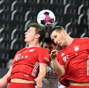 Am Freitagabend lief es nicht gut für die Spieler des FC Bayern.