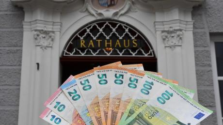 Geht Günzburg das Geld aus? Oberbürgermeister Gerhard Jauernig fordert wegen der Pandemie mehr Unterstützung vom Bund.