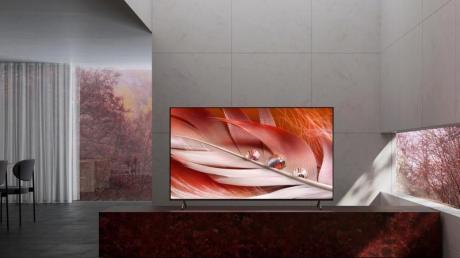 In den neuen Spitzenmodellen von Sonys Bravia-Reihe sorgt künstliche Intelligenz für ein optimiertes Bild.