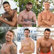 """Das sind die männlichen Teilnehmer der 2. Staffel """"Are You The One?"""". Alle Infos zu den Kandidaten bekommen Sie hier."""
