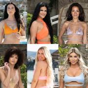 """Das sind die weiblichen Kandidatinnen der 2. Staffel """"Are You The One?"""". Alle Infos zu den Teilnehmerinnen bekommen Sie hier."""