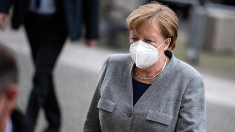 Aus Sorge vor dem mutierten Corona-Virus: Bundeskanzlerin Angela Merkel (CDU) will soziale Kontakte und Bewegungsfreiheit am Dienstag noch stärker beschneiden.