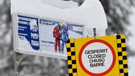 Da bei steigenden Infektionszahlen in Bayern weitere Öffnungsschritte wohl ausgeschlossen seien, werde es in den Alpen Plus-Gebieten keinen Skibetrieb mehr geben, teilte der Verbund am Montag mit.
