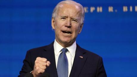 «Amerika ist zurück»: Joe Biden.