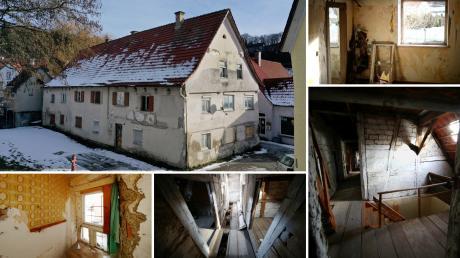 Die Alte Bleiche in Altenstadt ist um das Jahr 1650 herum erbaut worden. Nun droht der Abriss.