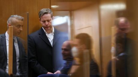 Der Hauptangeklagte im Prozess um denMord am Kasseler Regierungspräsidenten Lübcke, Stephan Ernst.