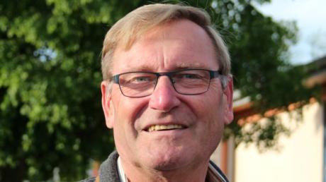 Helmut Drittenpreis (CWG) legt sein Mandat als Gemeinderat nieder.