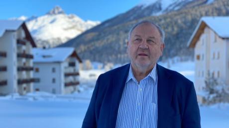 Hanno Berger gilt vielen als Hauptakteur im milliardenschweren Cum-Ex-Skandal. Er lebt seit Jahren in Zuoz in der Schweiz.