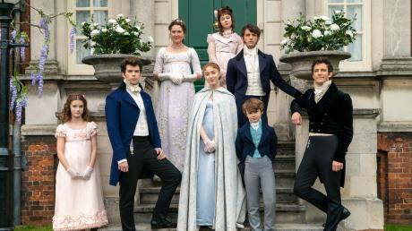 Familie Bridgerton kehrt in Staffel 2 auf Netflix zurück.