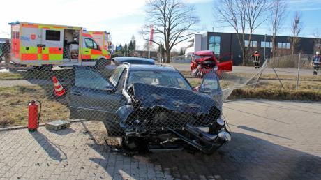 Ein schwerer Unfall hat sich Anfang März 2020 bei Jedesheim ereignet. Ein Mann starb, nun kam der Fall vor Gericht.
