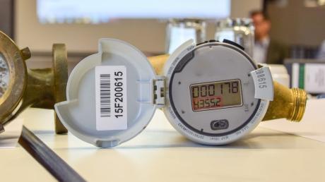 Die per Funk auslesbaren Wasserzähler sollen bald in Gundelfingen eingesetzt werden.