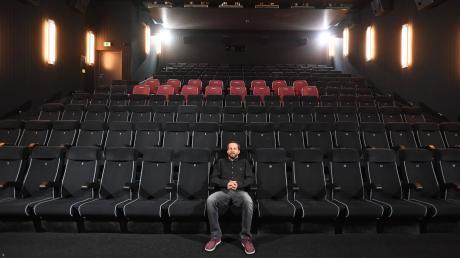 Alexander Rusch will den Lockdown nutzen, um das Cineplex in Aichach und an den anderen Standorten zu renovieren.