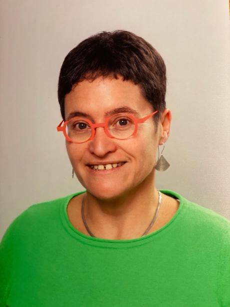 """Isabelle Schuhladen praktiziert seit vielen Jahren """"Lernen durch Lehren""""."""