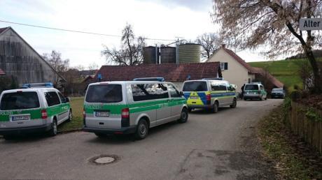 Anfang Februar eskalierte ein Nachbarschaftsstreit in Bergenstetten im südlichen Landkreis Neu-Ulm. Schüsse fielen.