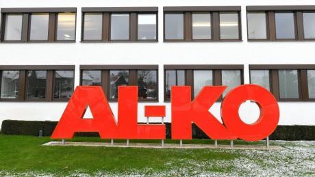 Die Firma Alko stellt dem Landkreis-Bürgerbüro einen Luftreiniger zur Verfügung.