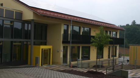 Die Kindertagesstätte in Obergriesbach wird erweitert. Rund 1,3 Millionen Euro kalkuliert die Gemeinde Obergriesbach dafür ein.
