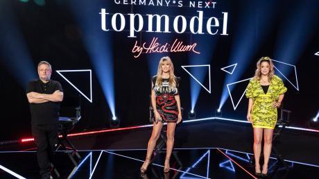 """Germany's next Topmodel"" mit Folge 2: Alle Infos hier in unserem Nachbericht."