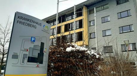 Der Corona-Ausbruch am Krankenhaus Friedberg wurde in der vergangenen Woche von den Verantwortlichen für beendet erklärt.