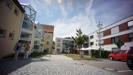 Kreszenz Plöckl hat die Caritas-Sozialstation, zu der auch das Caritas-Pflegezentrums St. Hildegard gehört, maßgeblich aufgebaut.
