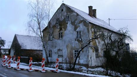 Die alte Gastwirtschaft in Oberliezheim steht unter Denkmalschutz.