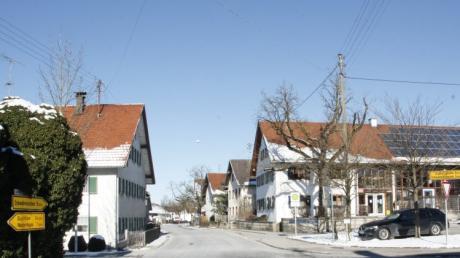 Beim Bau des Langerringer Kindergartens wurde der schwäbische Baustil weitgehend bewahrt.