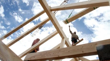 Ein kleines Neubaugebiet mit gesunden Baustoffen und sozialer Komponente soll in Harthausen entstehen. Doch es hakt.