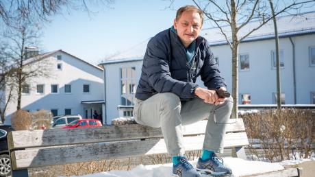 Der Penzinger Bürgermeister Peter Hammer will in diesem Jahr einige Millionenprojekte angehen. Dabei ist es ihm auch sehr wichtig, Wohnraum für junge Familien zu schaffen.