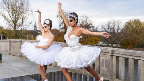 Die Models wurden in GNTM-Folge 3 zu richtigen Ballerinas. Alle Infos dazu lesen Sie hier im Nachbericht.