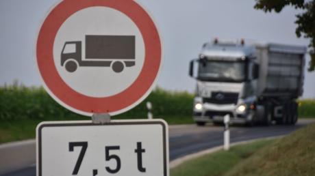 Für die Verbindungsstraße zwischen Ruppertszell und Birglbach wird es keine Tonnagebeschränkung für Lastwagen geben.