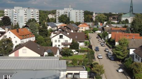Das Sanierungsgebiet der Stadt Neuburg reicht von der schlösslwiese bis zum Schwalbanger und vom Brandl über den Bahnhof bis in den Stadtteil Ostend.