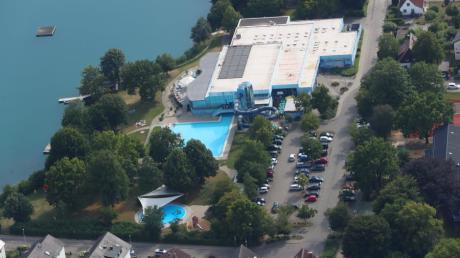 Am 14. Juni sollen Badegäste zumindest im Freibad in Senden sowie im Hallenbadsee wieder schwimmen gehen können.