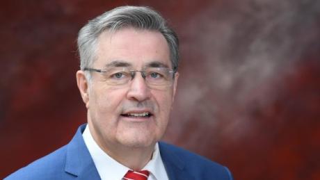 Horst Schönfeld wird neuer Chef der Kreissparkasse Augsburg.