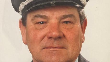 Michael Rawein, der viele Jahre Kommandant der Feuerwehr in Kissing war, ist gestorben.