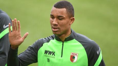 Felix Uduokhai fehlt dem FCA bis Saisonende verletzungsbedingt.