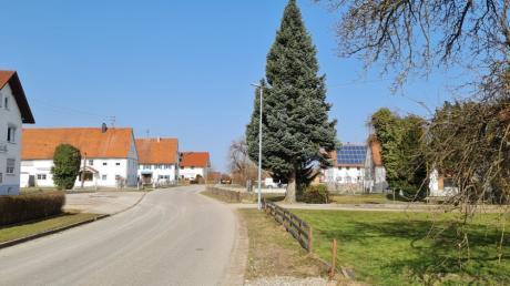 Herretshofen ist ein Angerdorf. Was das bedeutet und was der Name über die Geschichte des Ortes verrät.